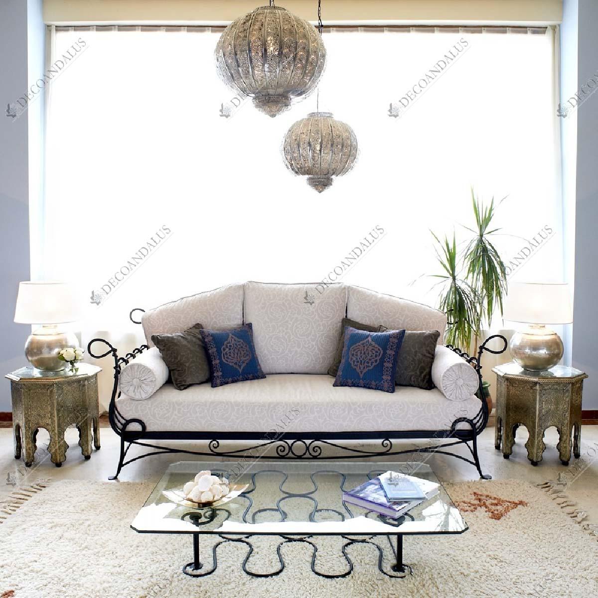 Sof for Sofa exterior hierro