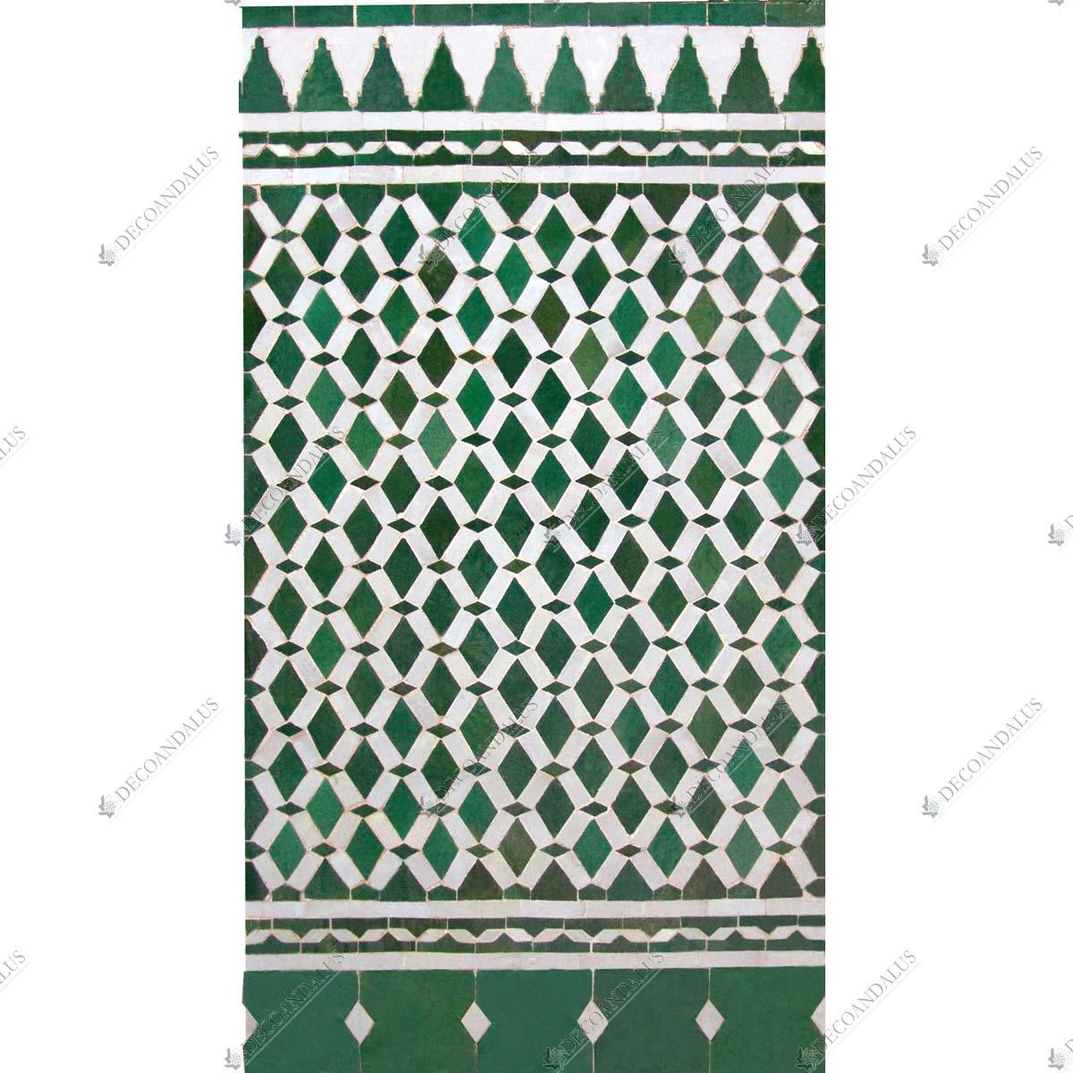 Mosaico cerámica AR.FO.23