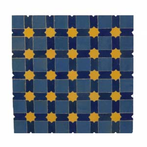 Mosaico cerámica AR.FO.24