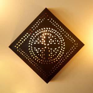 L mparas artesanas de estilo marroqu 2 decoandalus - Apliques arabes ...
