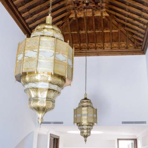 Ceiling Lamp 57.2