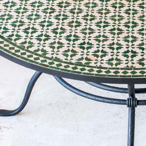 Mosaic Dining Table 72.05