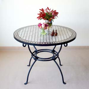 Mosaic Dining Table 08.05