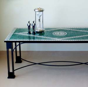 Mosaic Dining Table 23.01