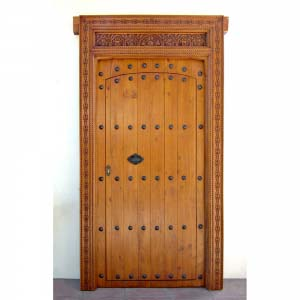 Solid Wood Door 04