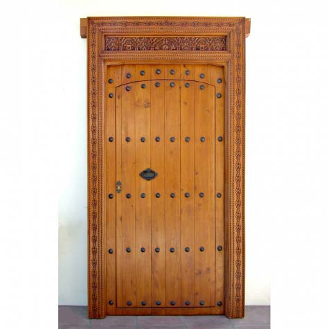 Puerta Tallada 04