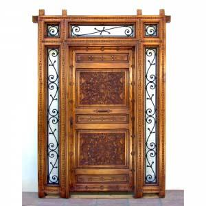Solid Wood Door 07