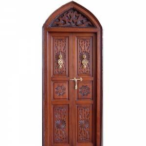 Solid Wood Door 02