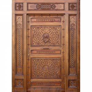 Solid Wood Door 01