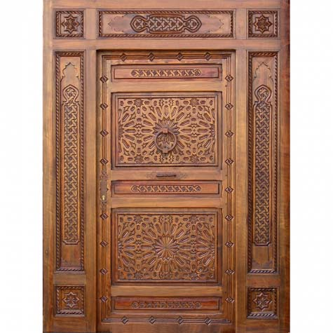 Puerta Tallada 01