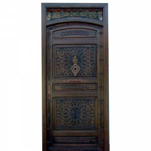 Solid Wood Door 05