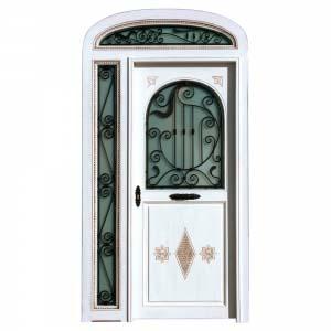 Puerta Madera Maciza 10