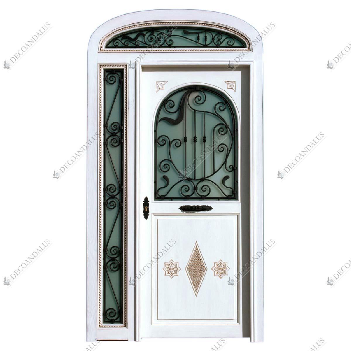 Solid Wood Door 10