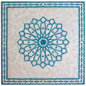 Tapa de Mosaico ME.TA.19