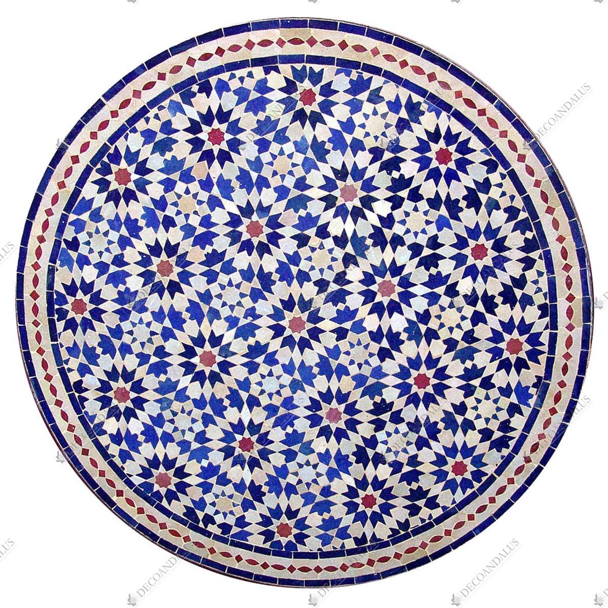 Mosaico cer mica decoraci n exterior decoandalus for Mosaico ceramica