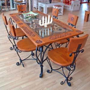 Mesa de Comedor 8