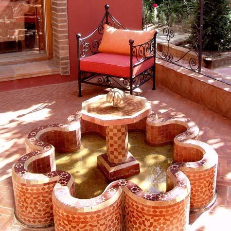 Garden fountain AR.FC.10
