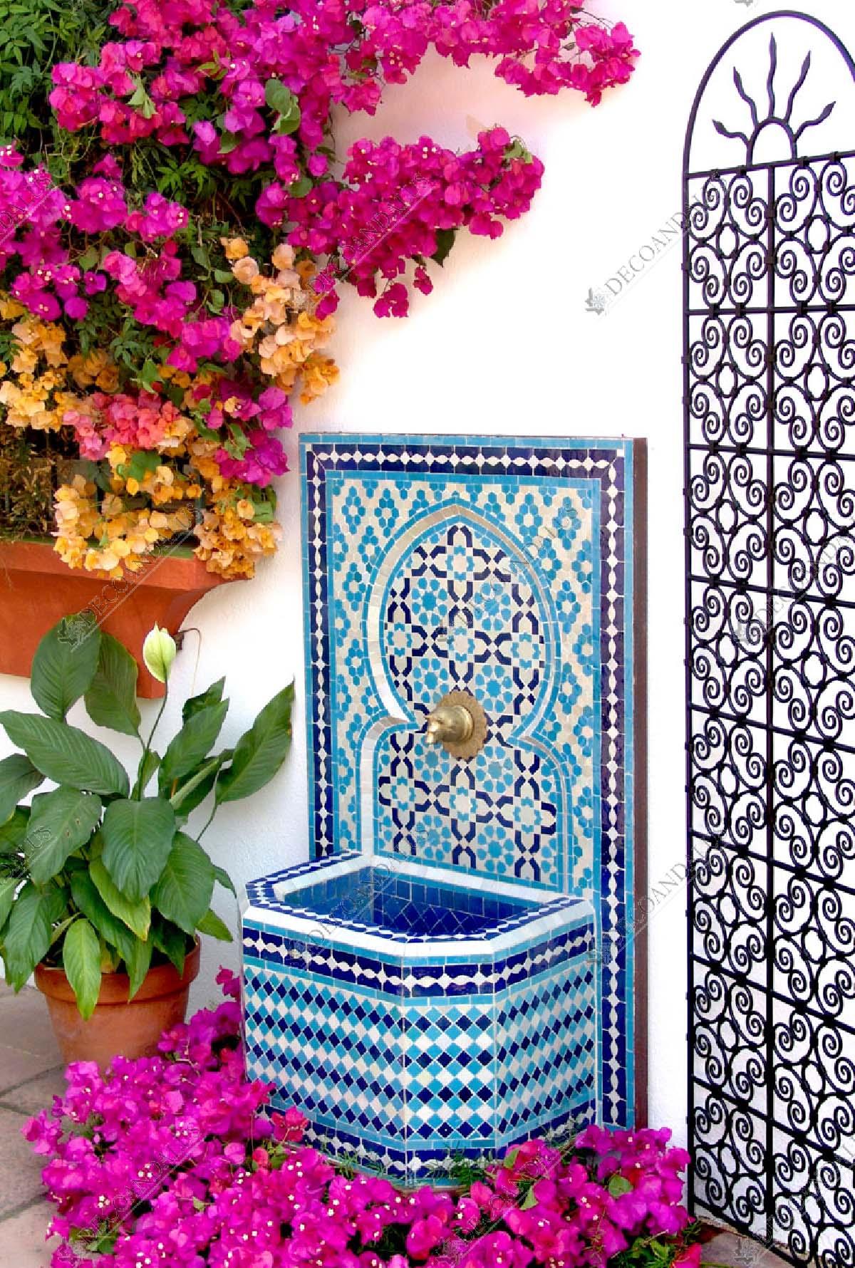 Garden fountain AR.FP.1