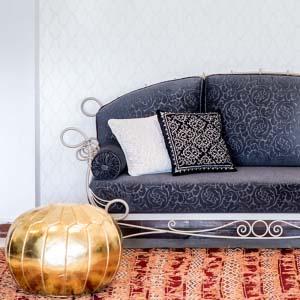 Iron Sofa SI.SO.30