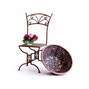 Wrought Chair 9