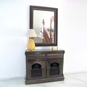 Wood Sideboard 11