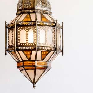 Lámpara de techo árabe IL.CO.23