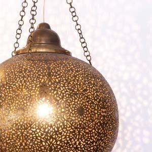 Lámpara Colgante árabe IL.CO.4