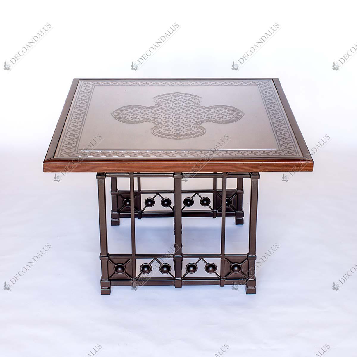 Mesa de comedor 107.99 110x110cm