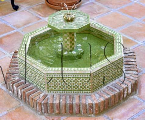 Garden fountain F.CE.009