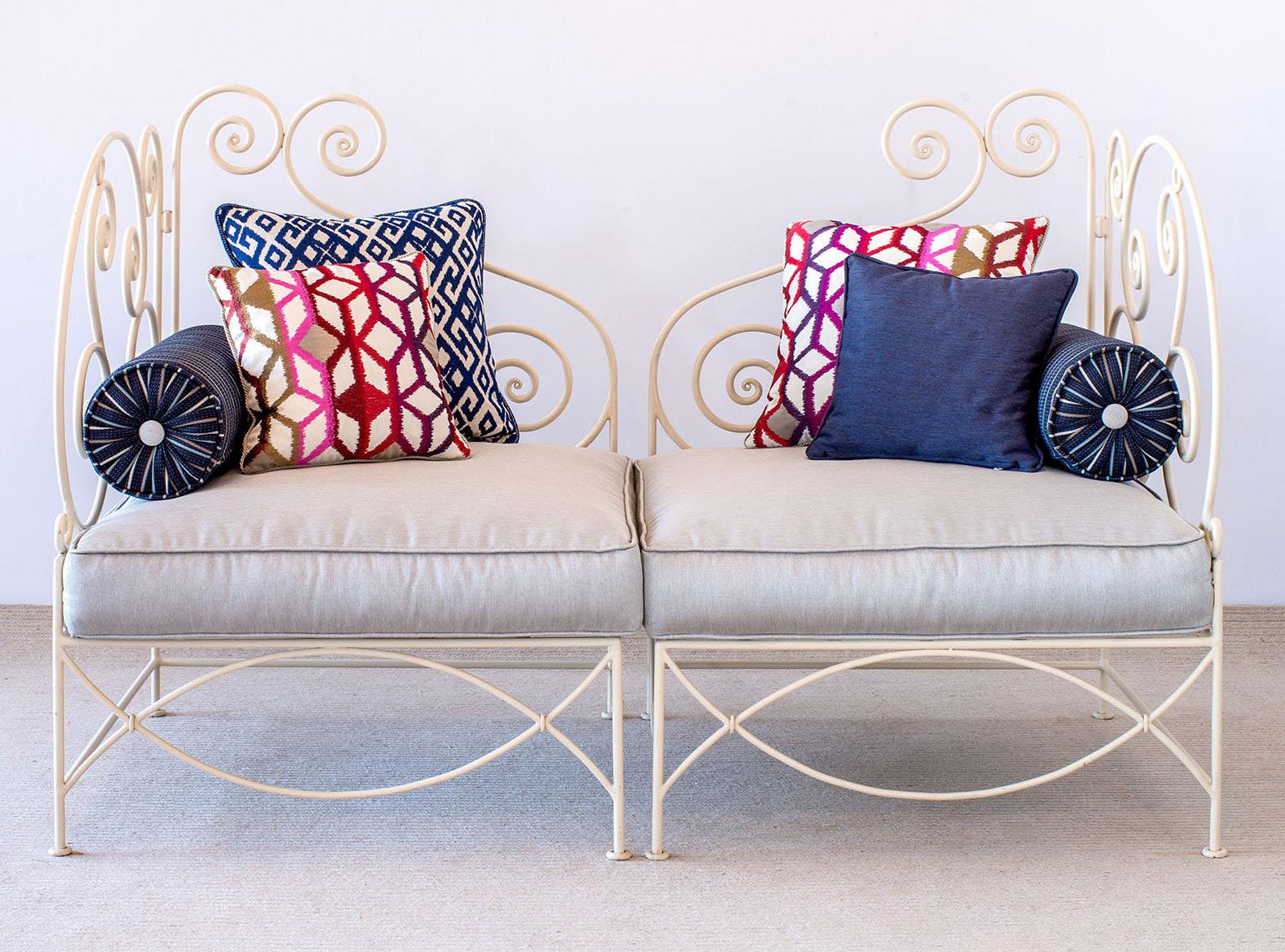 sillon-forja-muebles-exterior-artesania-marbella