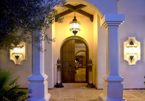 Iluminación árabe