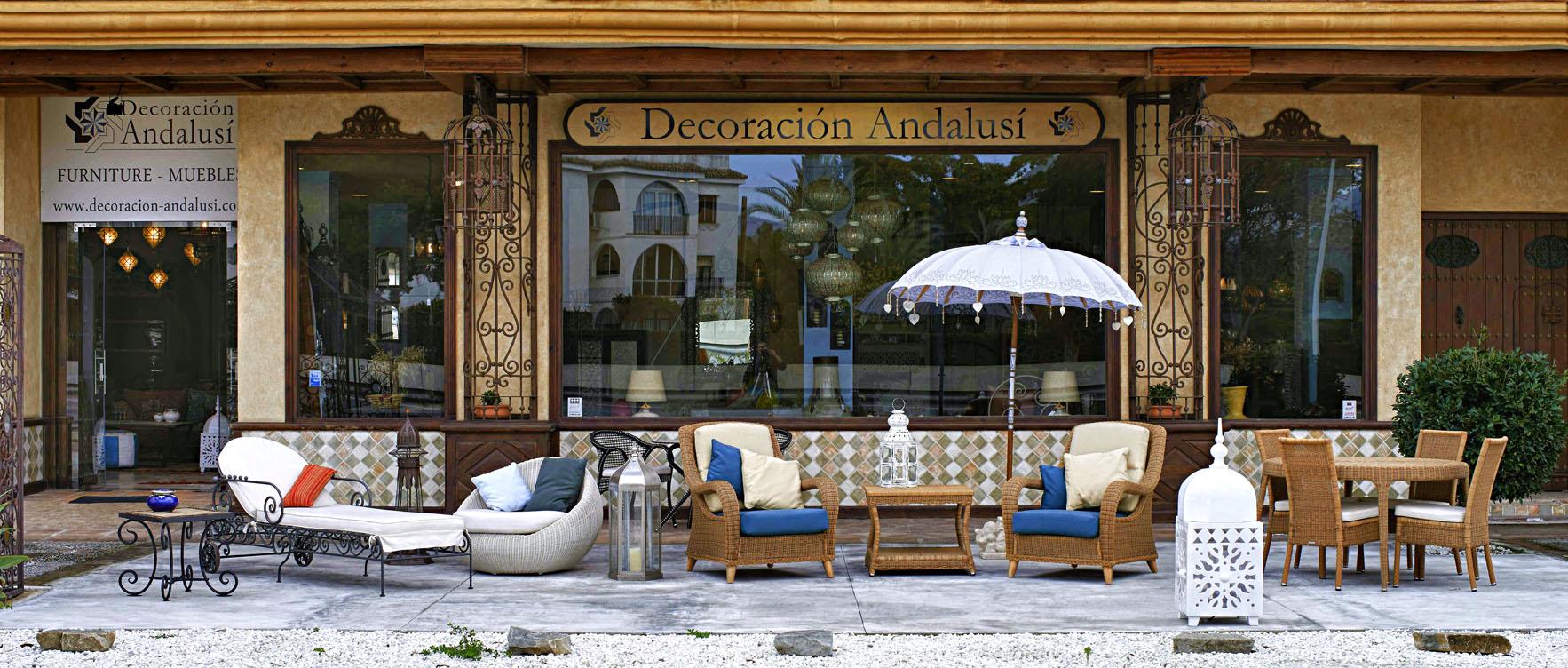 Decoandalus Tienda Muebles Marbella