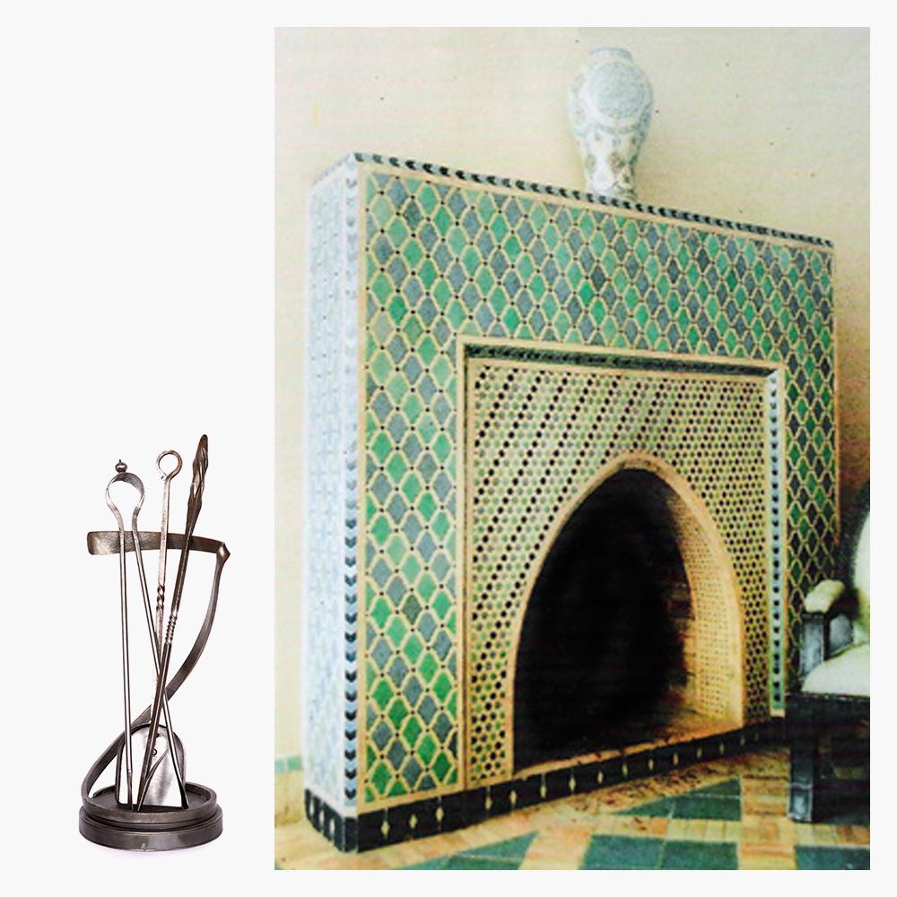 chimenea-mosaico-estilo-arabe-estepona-sotogrande