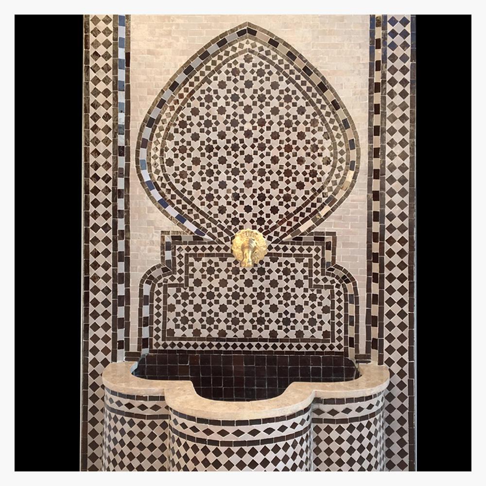 2-fuente-jardin-mosaico-arabe-sotogrande-puerto-banus