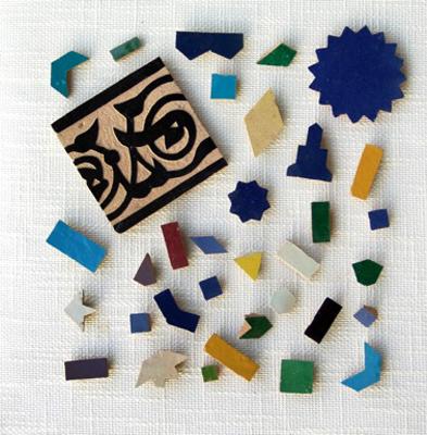 teselas mosaico